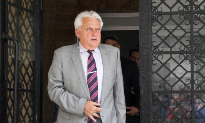 Бойко Рашков става шеф на комисията за борба с трафика на хора