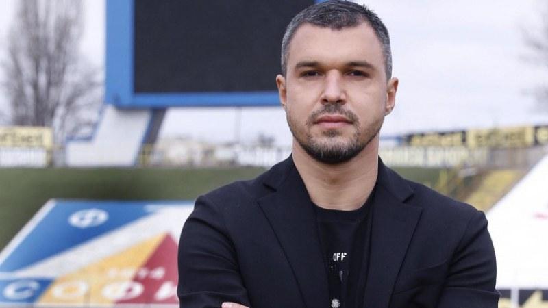 Божинов ще поддържа форма с Локомотив Пловдив