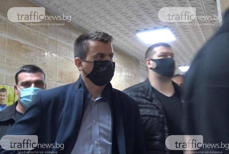Самуил Хаджиев отстранен от длъжност, вече не е част от системата на МВР