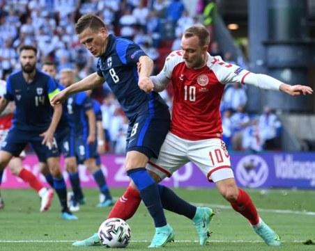 Ужас на Евро 2020, борят се за живота на звезда на Дания, прекратиха мача