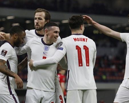 Англия - Хърватия е гвоздеят в програмата на Евро 2020 днес