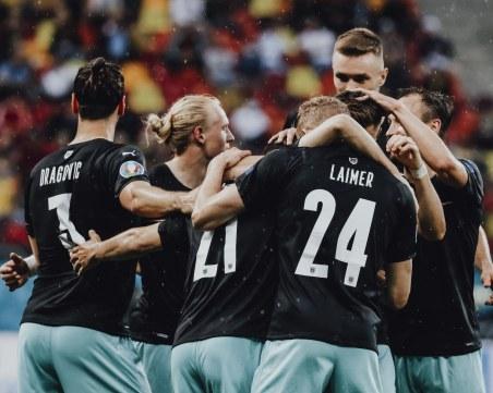 Австрия удари дебютанта Северна Македония за първа историческа победа на европейско