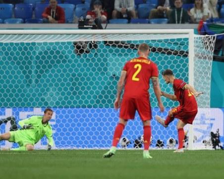 Белгия стартира ударно на Евро 2020