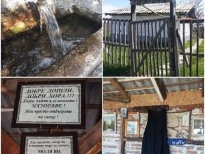 Горунчето - изворът с кристална вода на 40 км от Пловдив