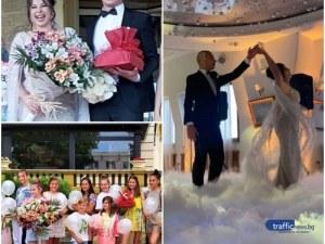 Петкратни танцови шампиони се врекоха във вечна вярност в Пловдив