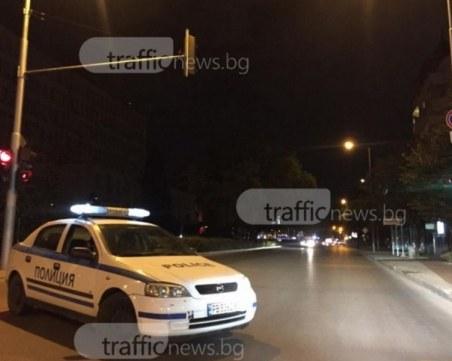 Пловдивчанка вдига скандал пред банкомат в центъра на Пловдив, минава на червено и ругае униформени