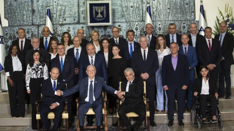 Израел вече е с нов премиер