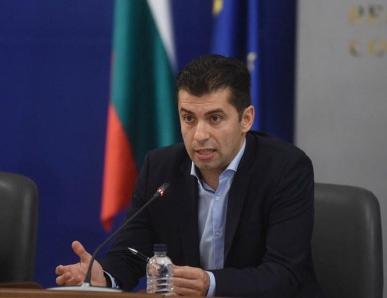 Кирил Петков: Още 2 ремонтирани от държавата язовири са празни, това е безстопанственост