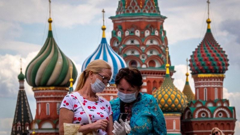 Нови ограничения в Русия заради скок на случаите