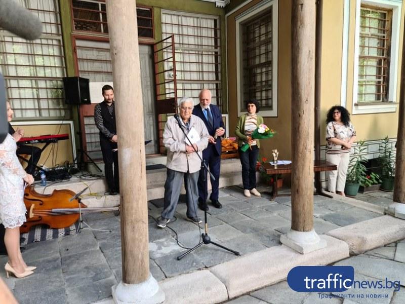Пловдивският белетрист Георги Стоянов е тазгодишният носител на награда