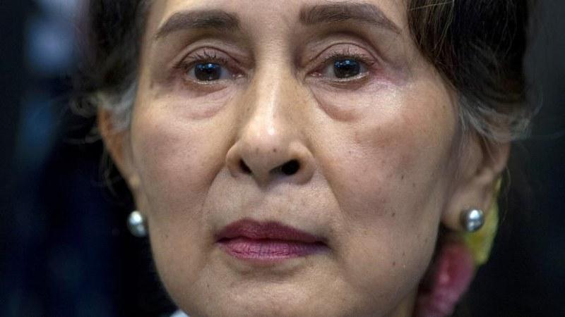 След преврата в Мианмар: Първият процес срещу Аунг Сан Су Чжи започва