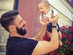 Димитър Илиев стана баща за втори път