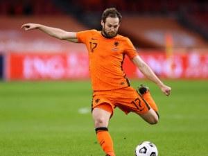 Футболист на Нидерландия се разколебал дали да играе заради сърдечен проблем