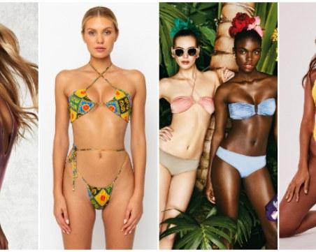 Бански костюми, които ще бъдат пълен хит това лято