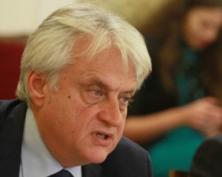 Бойко Рашков: Рокадите в ръководството на МВР в общи линии приключиха