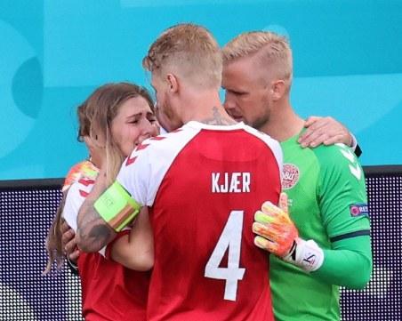 Кяер и Шмайхел - футболините герои, които впечатлиха света