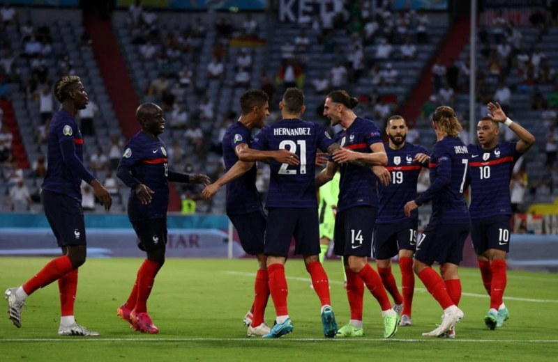 Франция спечели срещу Германия след автогол