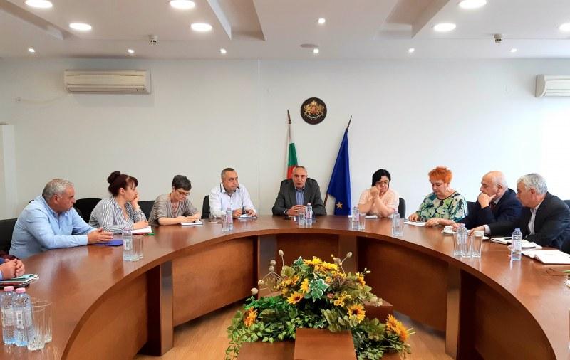 Областният управител на Пловдив продължава срещите за организацията на изборите