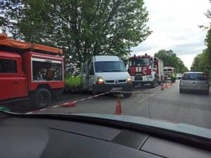 Шофьорът, загинал със спътницата си край Русе -системен нарушител с книжка от дни