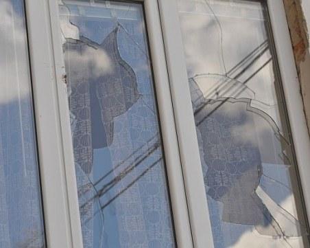 Мъж изпотроши прозорците на къщата на свой съсед в Карловско