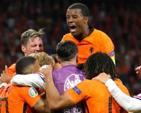 Нидерландия и Белгия могат да се класират за елиминациите на Евро 2020