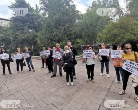 Жители на Брестовица заплашиха с блокиране на улици и гражданско неподчинение заради водата им