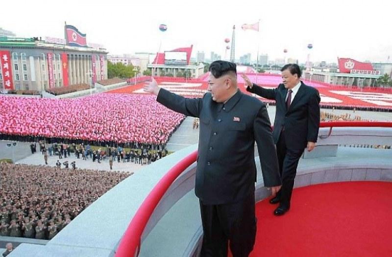 Ким Чен-ун: Заради тайфун Северна Корея може да остане без храна