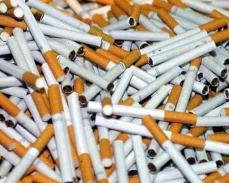 Разкриха домашна работилница за нелегални цигари в Пловдив