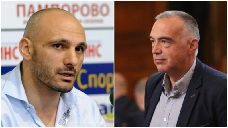 Антон Кутев: ММА бойците печелят повече от политика, околкото от спорт