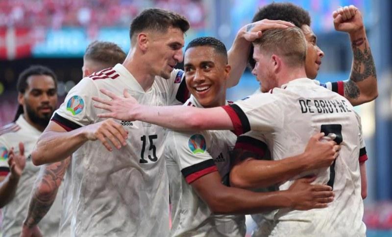 Де Бройне се завърна и класира Белгия за елиминациите на Евро 2020 в емоционален мач срещу Дания