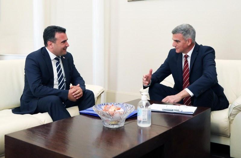 Служебният премиер: България твърдо поддържа влизането на Северна Македония в ЕС