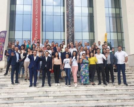 Силният отбор на младежите в ГЕРБ – Пловдив: лекари, юристи, икономисти и експерти от всяка сфера