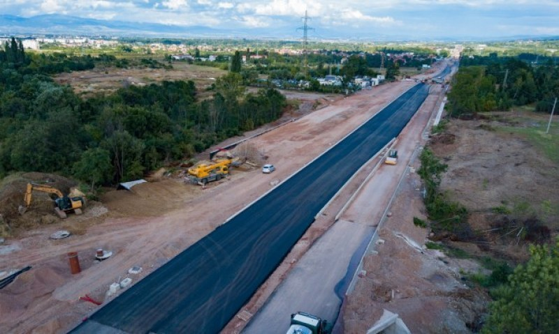 Блокаж! Проектът за Бетонния мост и новия лъч на Околовръстното в пълен застой