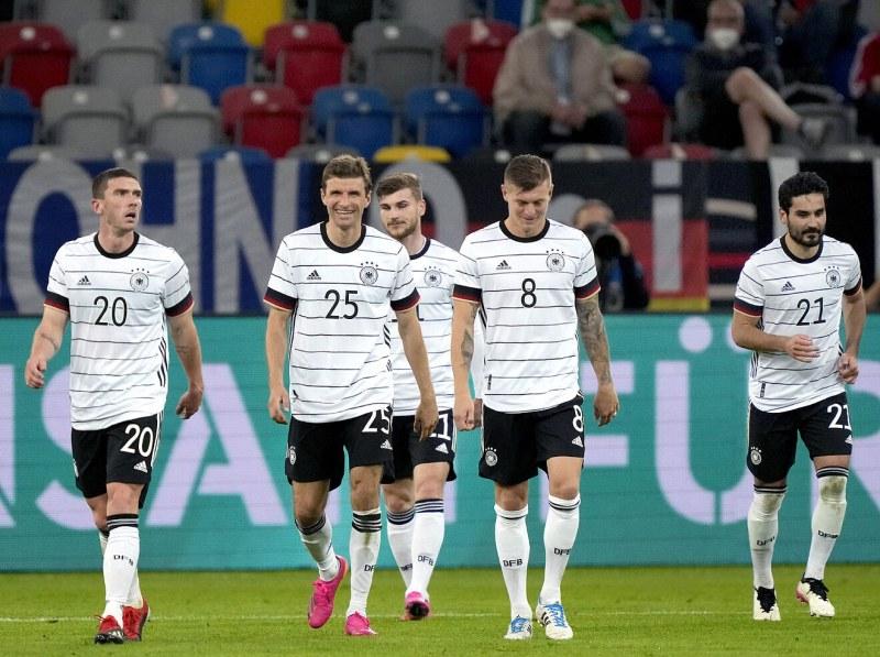 Германия с много важен мач срещу Португалия, приключват вторите срещи от груповата фаза на Евро 2020