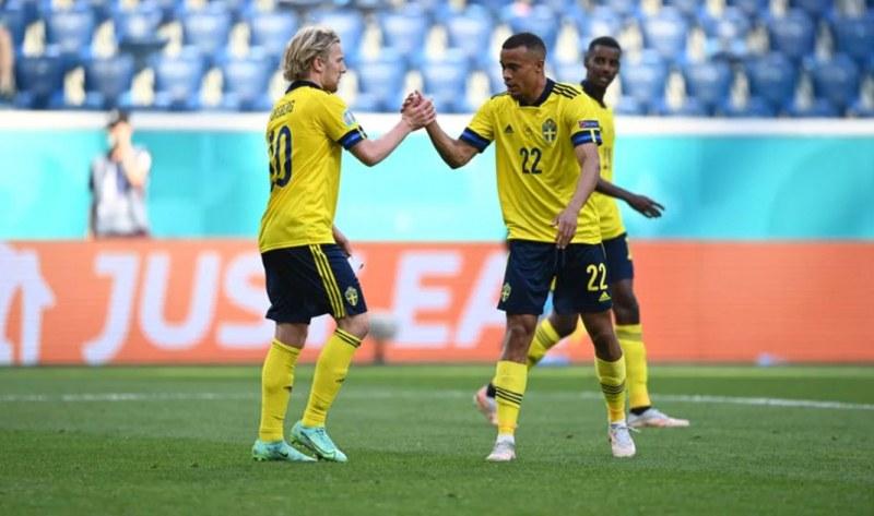 Швеция с важна крачка към елиминациите