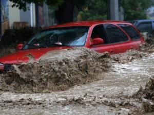 Извънредно положение на Кримския полуостров заради наводнения след проливни дъждове