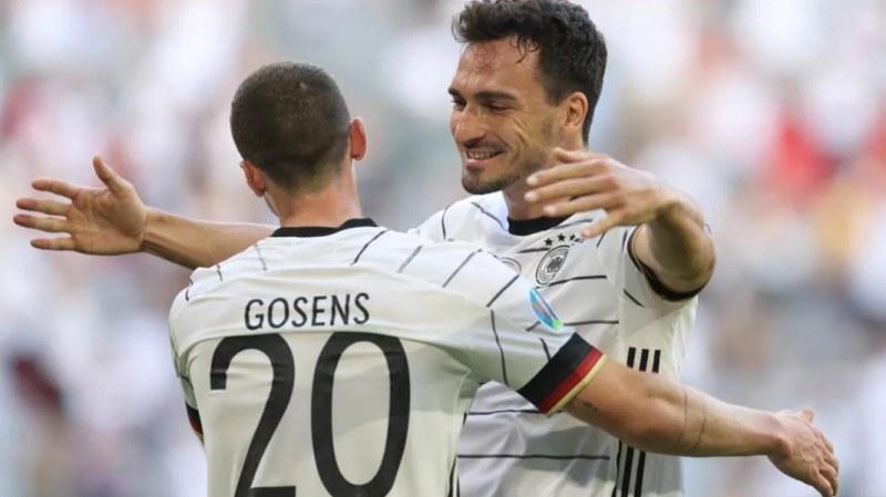 Германия се развихри срещу европейския шампион Португалия и се завърна в борбата за елиминациите на Евро 2020