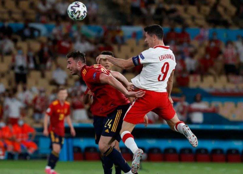 Испания пак не успя да победи на Евро 2020