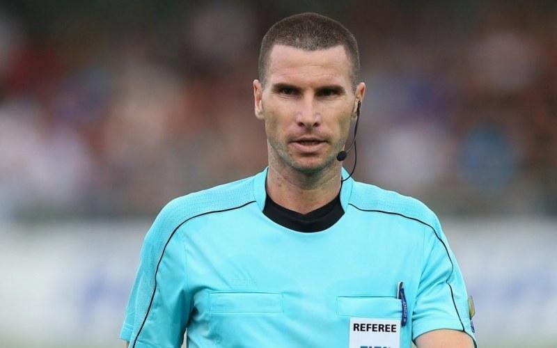 Кабаков получи трето назначение за Евро 2020