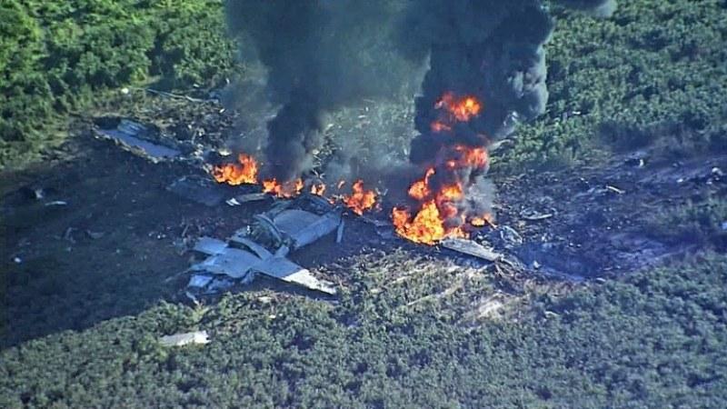 Самолет с парашутисти катастрофира в Русия, 9 са жертвите