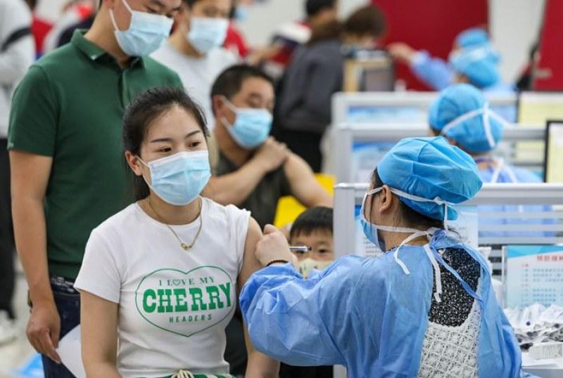 1 млрд. ваксини са поставени до този момент в Китай