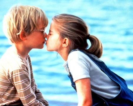 Пет интересни факта за целувката