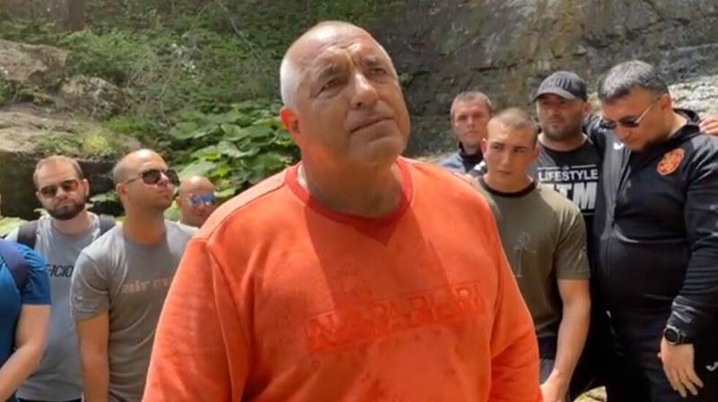 Борисов отговори на Бойко Рашков за нуждата да бъде разпитван