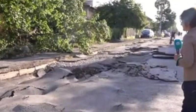 Пороите унищожиха цели улици в Лом