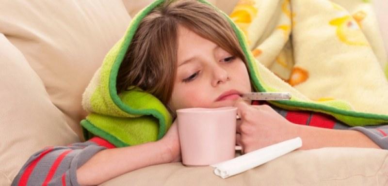 Скок на заболяванията сред децата
