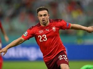 Шакири се развихри, но Швейцария ще изчака за класирането си на елиминациите