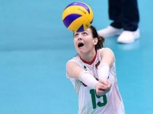 Жана Тодорова е най-добрата състезателка в Златната Европейска лига