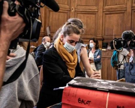 Жена убила насилника си може да получи доживотен затвор във Франция
