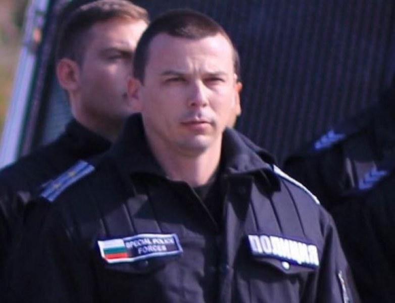 Радослав Начев оглави Специализираните полицейски сили в Пловдив