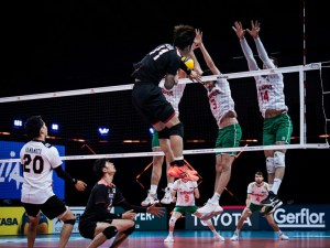 Волейболистите с поражение от Япония във Волейболната лига на нациите